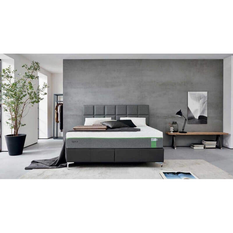 Lit Boxspring Tempur Meubles Kolly Bulle Payerne Rossens Fribourg