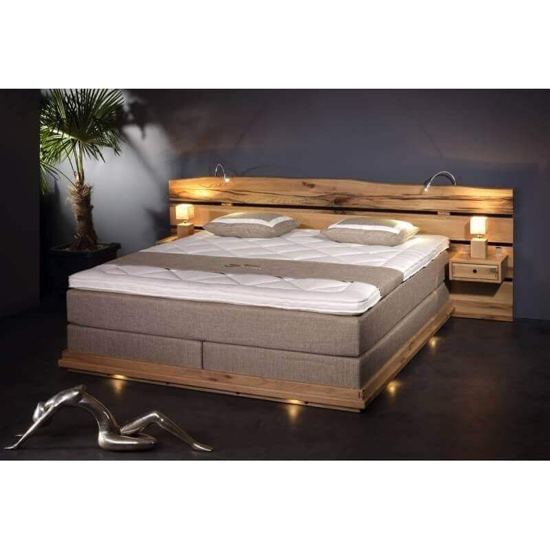 Lit Boxspring Sp Meubles Kolly Bulle Payerne Et Rossens Fribourg
