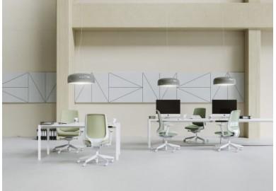 Chaise de bureau LightUp