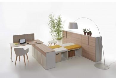 Solution acoustique ECOdesk