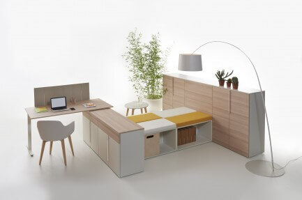 Solution acoustique ECOdesk