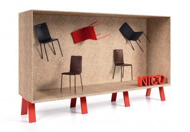Chaise Nico