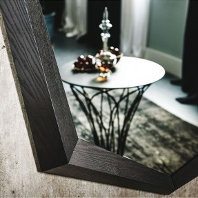 Miroir Emerald Wood